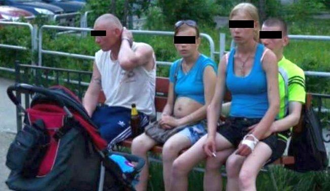 Waldek ma żonę i piątkę dzieci. Oboje są bezrobotni. Ciężka sytuacja prawda?