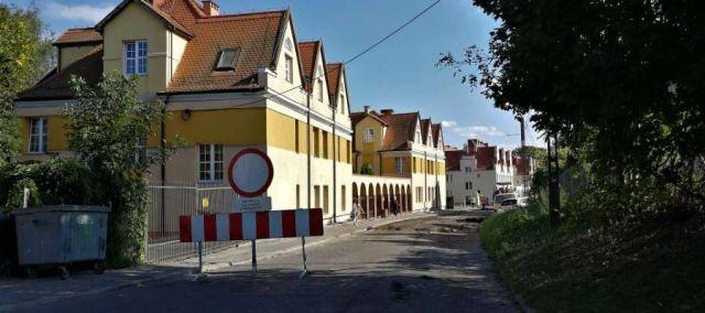 Uwaga! Zmiana organizacji ruchu na ul. Słowackiego w Malborku