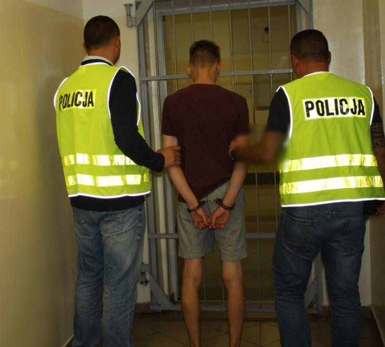Malbork: Zatrzymany za posiadanie narkotyków