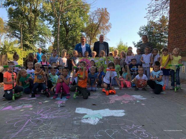 """""""Mobilne Przedszkole - Aktywny Maluch"""" w Gminie Stare Pole"""