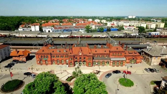 Malbork: Głosuj na Dworzec Roku!