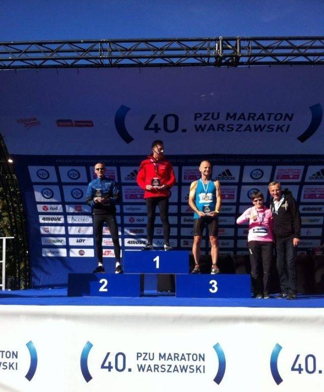 Weekendowe bieganie w wykonaniu Grupy Malbork