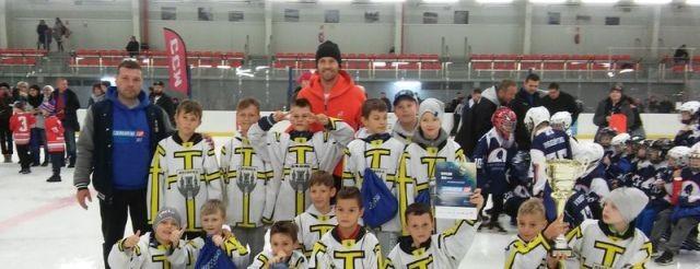 Malborscy hokeiści rywalizowali w V edycji rozgrywek Czerkawski Cup 2019