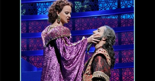 Opera ,,Samson i Dalila