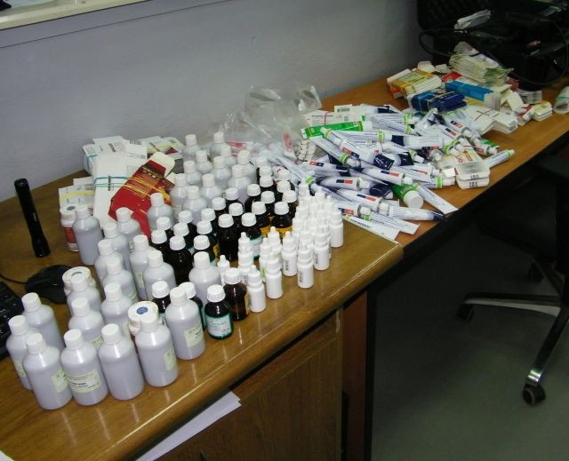Dwie próby przemytu leków z Litwy i Rosji do Polski.