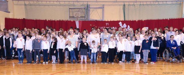 Malbork: Obchody 100. rocznicy odzyskania niepodległości przez Polskę w SOSW