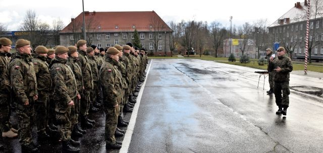 Malbork: Rosną szeregi 7 Pomorskiej Brygady Obrony Terytorialnej