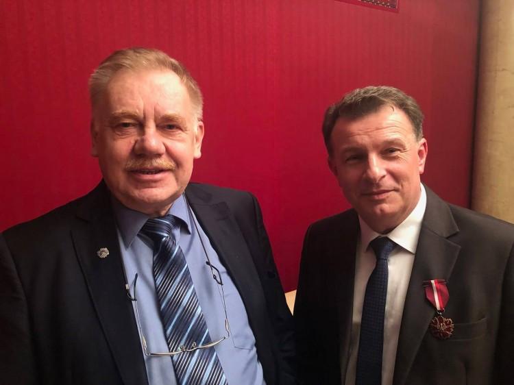 Mirosław Jonakowski otrzymał Medal Zasłużony Kulturze – Brązowa Gloria Artis