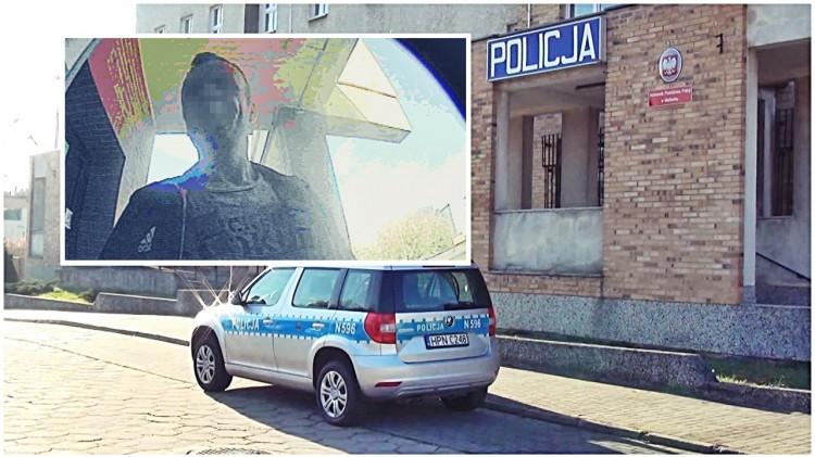 Złodziej portfela wpadł w ręce policji. Próbował wypłacić pieniądze z jednego z malborskich bankomatów.