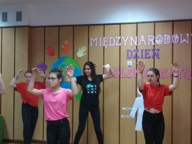 Międzynarodowy Dzień Wolontariatu w Specjalnym Ośrodku Szkolno- Wychowawczym w Malborku