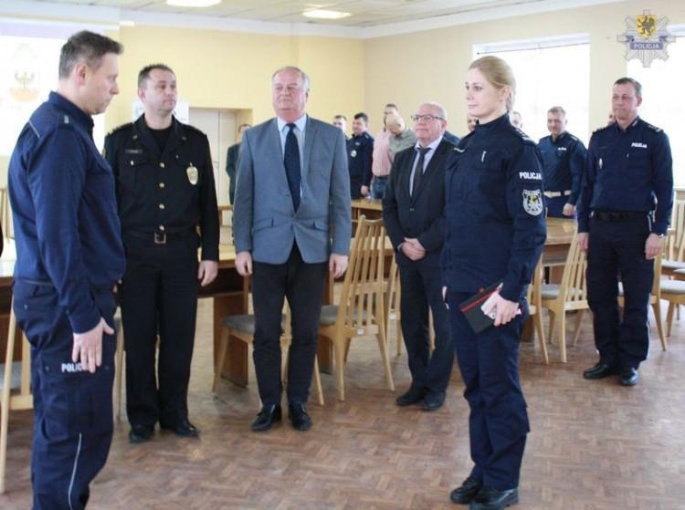 Powiat malborski: Policjanci podsumowali 2018 rok.