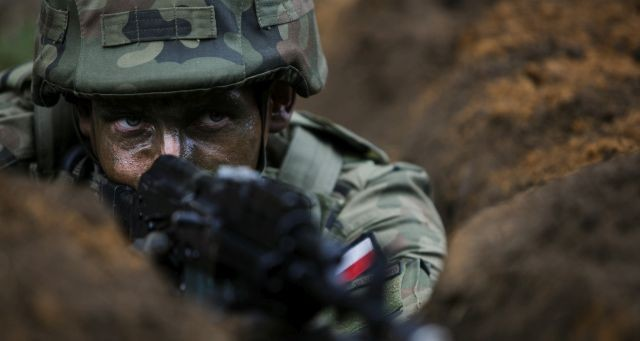 Dołącz do Wojsk Obrony Terytorialnej. Trwa rekrutacja