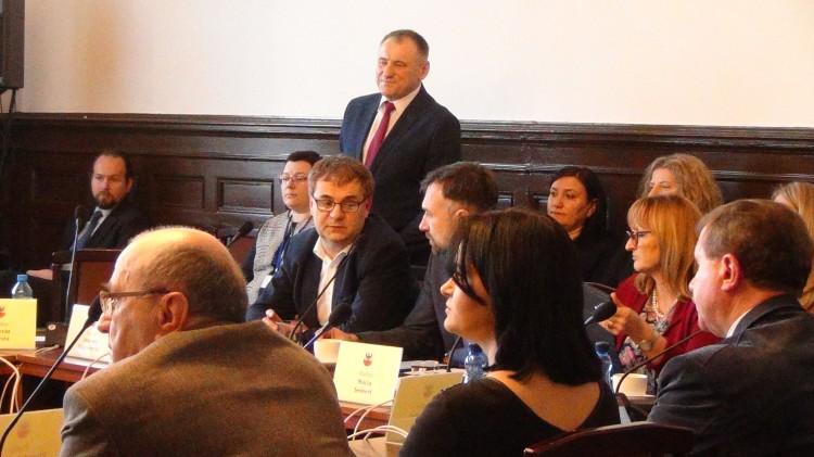 IV sesja Rady Powiatu Malborskiego. Retransmisja