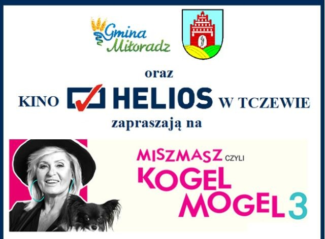 Kino za Mostem: Wyjazd dla mieszkańców Gminy Miłoradz