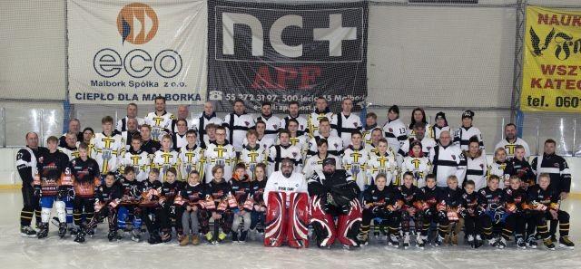 Hokej: Sukcesy malborskich zawodników oraz zaproszenie na zajęcia dla dzieci.