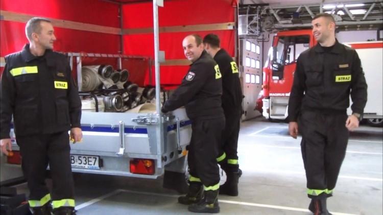 Prawie 4,5 mln zł budżetu – Państwowa Straż Pożarna w Malborku podsumowała 2018 rok.