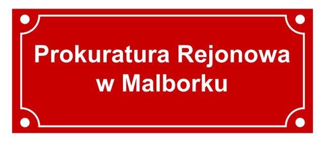 Malbork: Tydzień Pomocy Ofiarom Przestępstw. Informacja na temat porad.