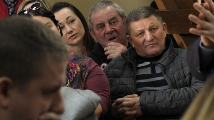 """""""Boimy się smrodu"""" - sprzeciw wobec budowy kompostowni w Gminie Lichnowy."""