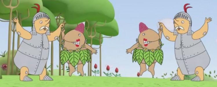 """""""Teraz dzieci mają głos"""" - pokaz animowanych filmów w Tczewie."""
