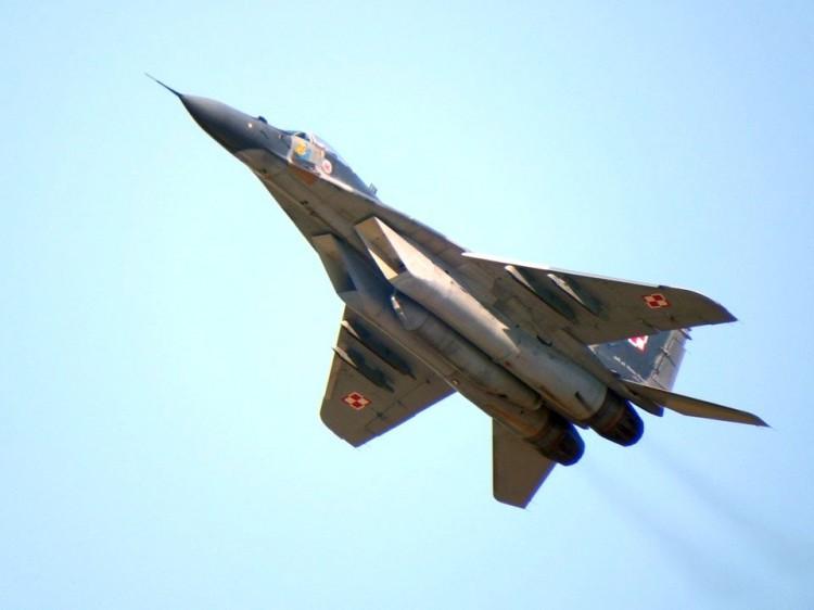 Loty samolotów Mig-29 zostały wstrzymane.