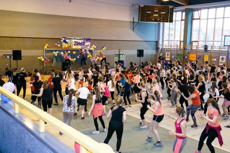 Już niedługo IV Szkolny Maraton Zumba Fitness w Malborku