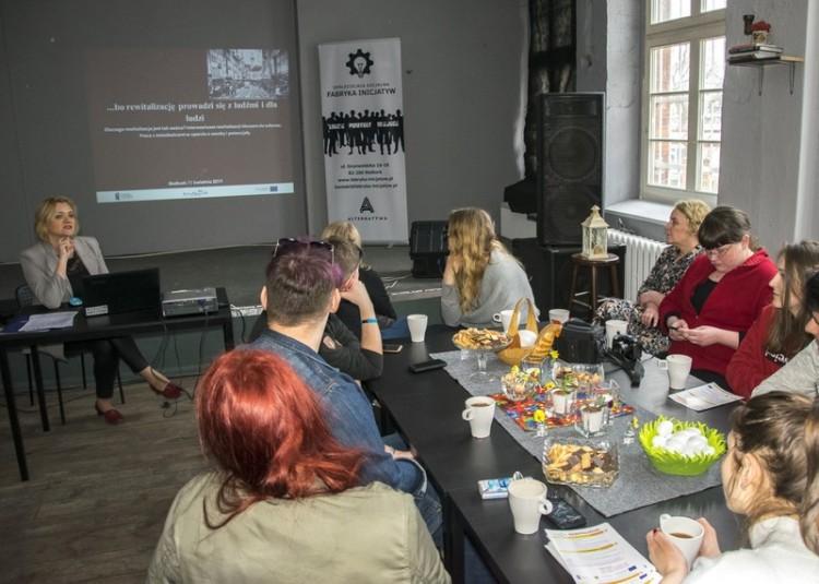 Studenci Uniwersytetu Kazimierza Wielkiego z Bydgoszczy odwiedzili Punkt Konsultacyjny w Malborku