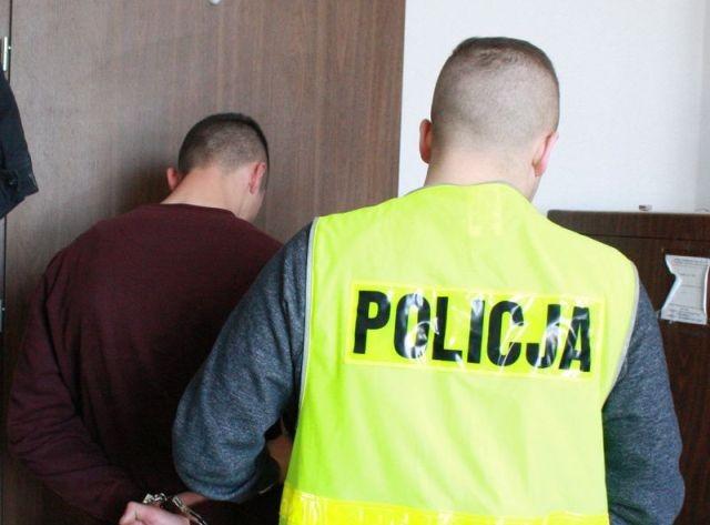 Malbork: 18-latek zatrzymany za posiadanie narkotyków