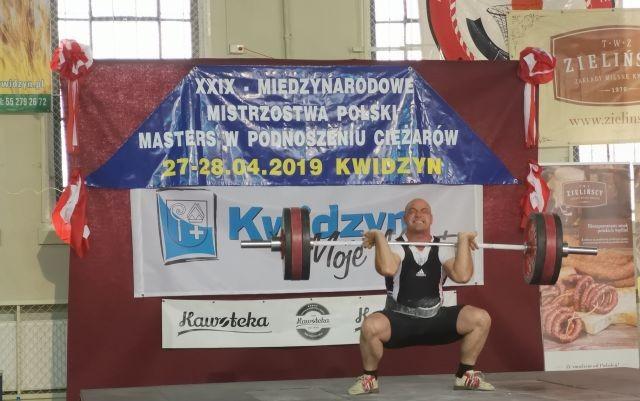 Kwidzyn: I miejsce zawodnika MKS