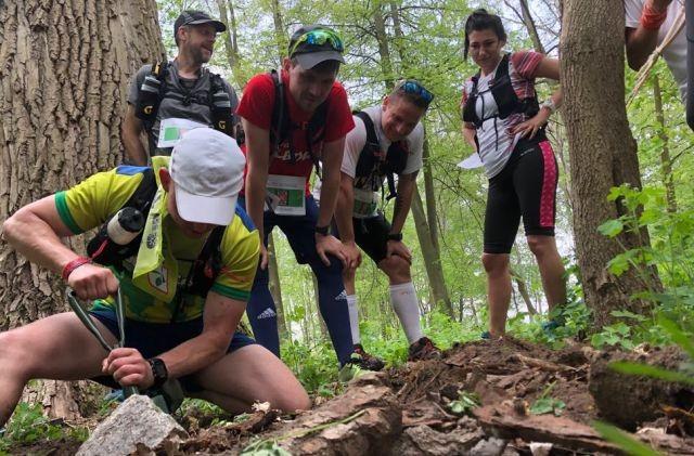 Twierdza Malbork 2019: Gra terenowa, bieganie i zwiedzanie fortyfikacji ochronnych.