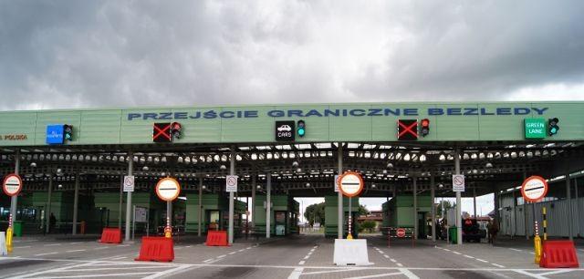 Rosjanin odpowie za znieważenie funkcjonariusza Straży Granicznej