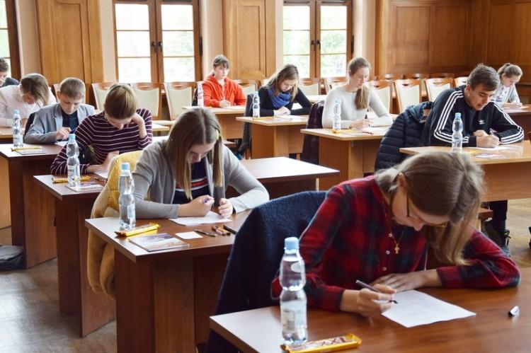 Malbork: 19 uczniów wzięło udział w gminnych eliminacjach konkursu wiedzy o zamkach gotyckich