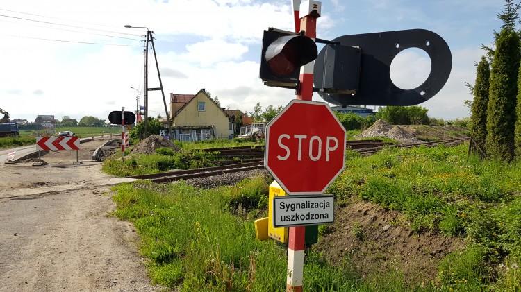 Będzie protest? Kolejne problemy przy modernizacji linii kolejowej nr 207 Malbork – Gardeja.