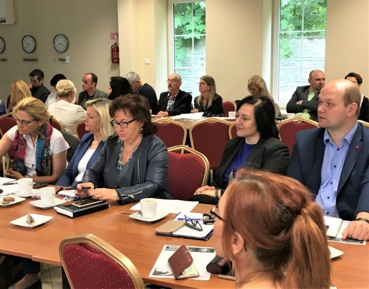 Malbork: Spotkanie Pomorskiej Sieci Dyrektorów w ZSP nr 3