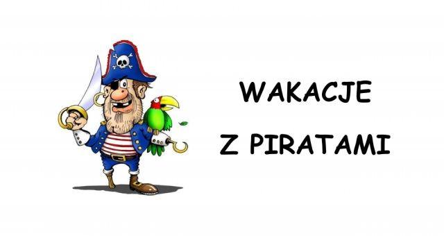 Stare Pole: Wakacje z piratami w Gminnej Bibliotece Publicznej
