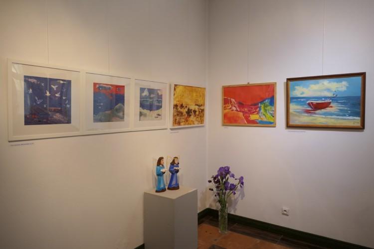Licytując obrazy możesz pomóc w zbiórce pieniędzy. Aukcja dla mieszkańca Malborka.