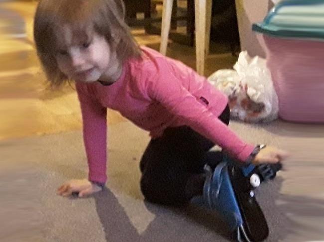 4 – letnia Madzia potrzebuje pilnej pomocy.