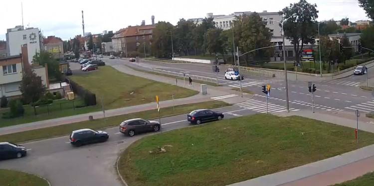 """Wrześniowa akcja """"Bezpieczna droga do szkoły"""" - weekendowy raport malborskich służb mundurowych."""