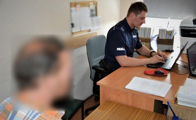11 zarzutów przywłaszczenia, kradzieży z włamaniem. 44-latek w rękach policji.