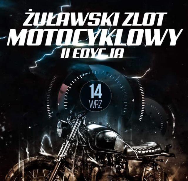 II Żuławski Zlot Motocyklowy w Nowym Stawie