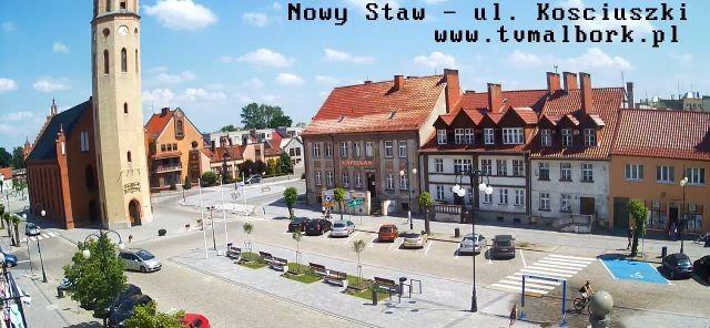 Gmina Nowy Staw: