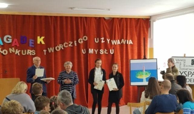 Uczennice z malborskiej Szkoły Podstawowej nr 3 w finale konkursu