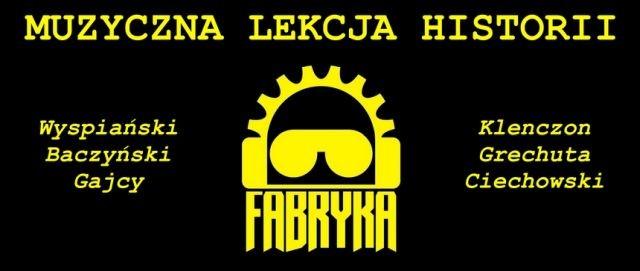 Zamkowe Kameralia: Muzyczna lekcja historii z grupą Fabryka w malborskim Karwanie.