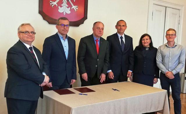 Umowa partnerska IILO w Malborku z Eurofins