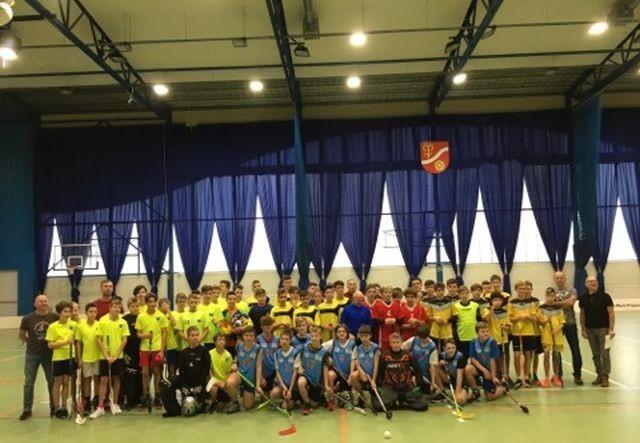 Uczniowie SP3 Malbork zajęli 4 miejsce w Finale Wojewódzkim w Unihokeju chłopców.
