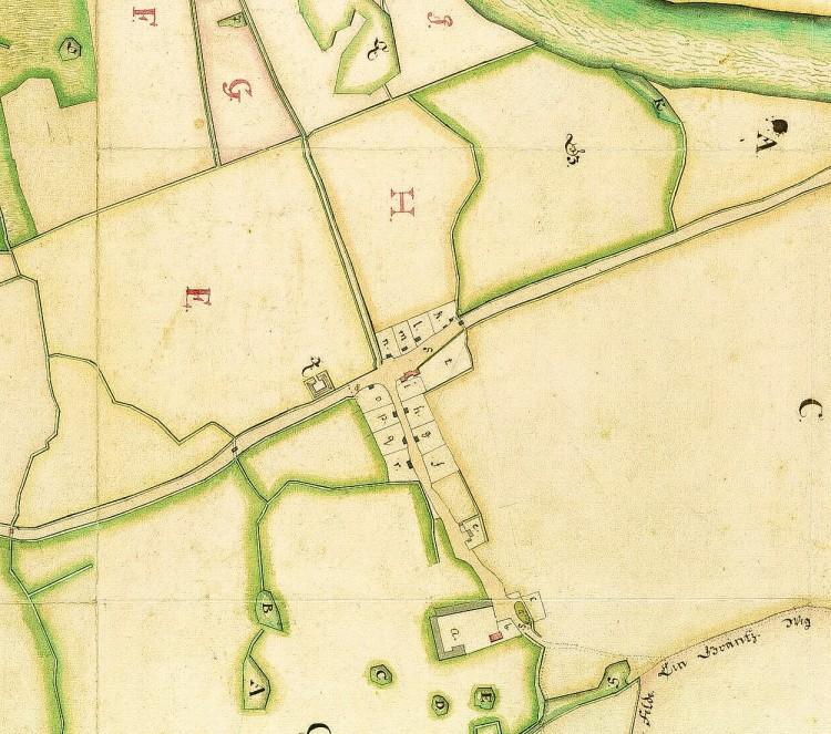 Folwark zamkowy Piaski. Historia Malborka 1457 – 1772.