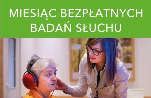 Darmowe badania słuchu dla mieszkańców Malborka
