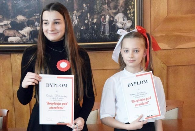 Malbork: Konkurs recytatorski