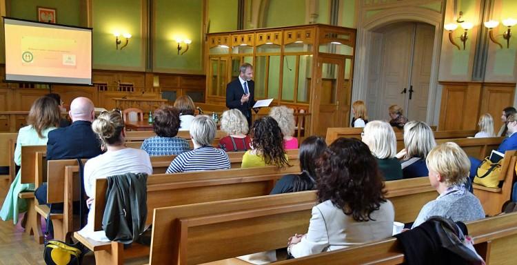 Edukacja Prawna w I LO w Malborku