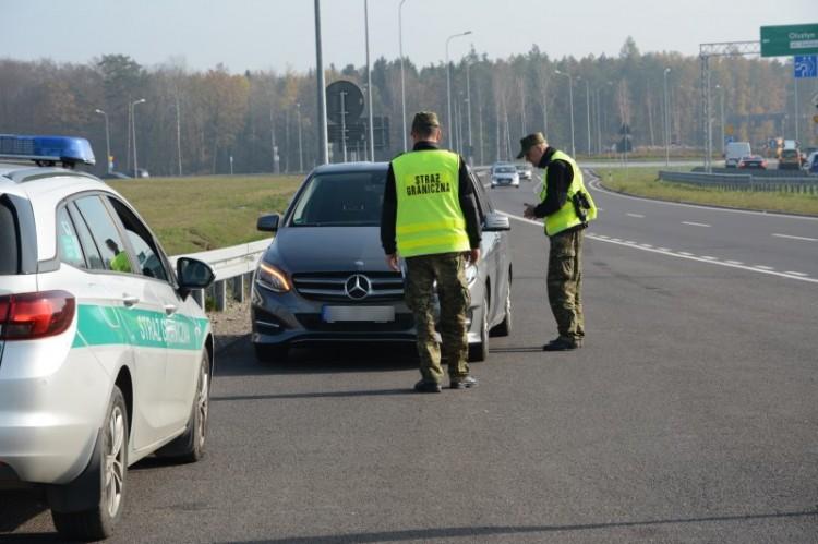 Zostań funkcjonariuszem Warmińsko-Mazurskiego Oddziału Straży Granicznej