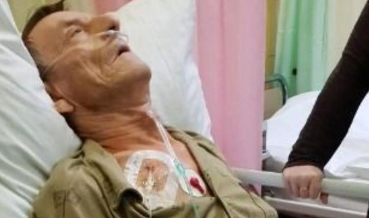 Pomóżmy panu Eugeniuszowi Wierzbowskiemu złagodzić ból w cierpieniu.